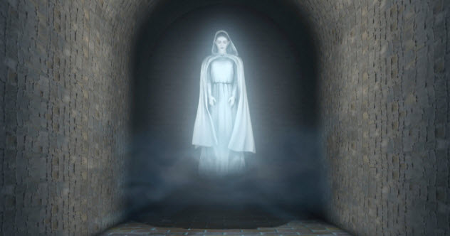 10 Terrifying Tales Of Ghosts Of The Ancient World