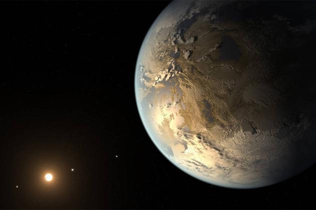 9- goldilocks planet