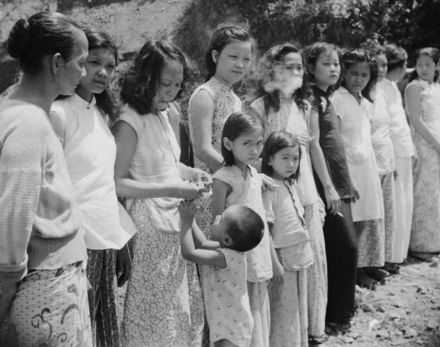 comfort women during world war ii Comfort women is a term used for women and girls forced into sexual slavery by  japan before and during world war ii.