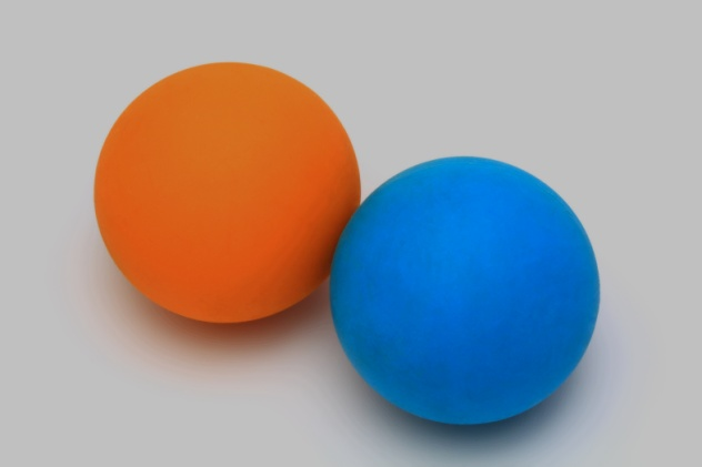 Two Spheres