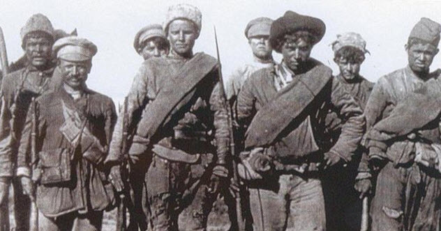 10 Notable Struggles Of The Russian Civil War