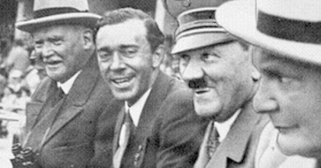 Photo of 10 Reasons Hitler Hosted The Craziest Olympics Of All Time