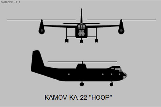 5- Kamov Ka-22