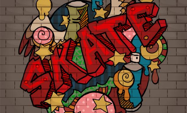 8-graffiti