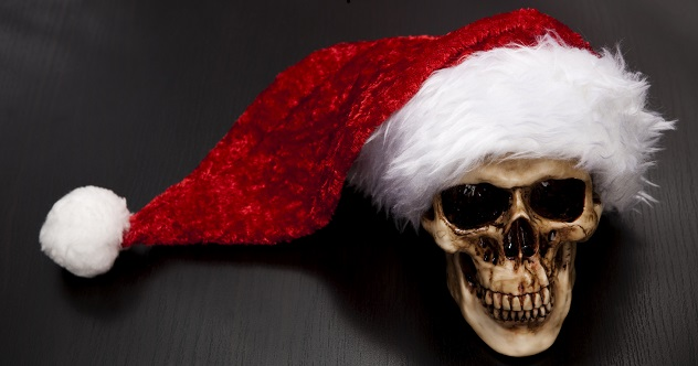 10 Terrifying Tales Told For Christmas Past