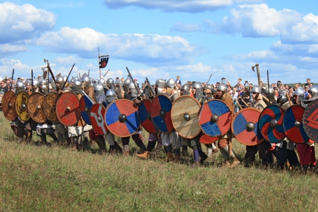 Medieval Infantry