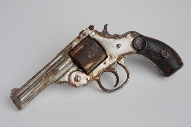 Rusty Revolver