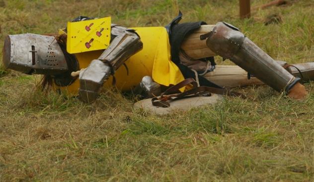 Slipped Knight