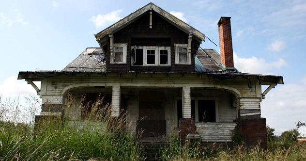 10 Creepy Murder Houses You Could Live In