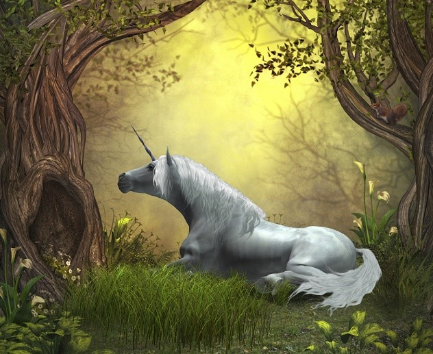 Woodland Unicorn