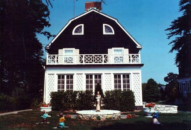 dutch horror house