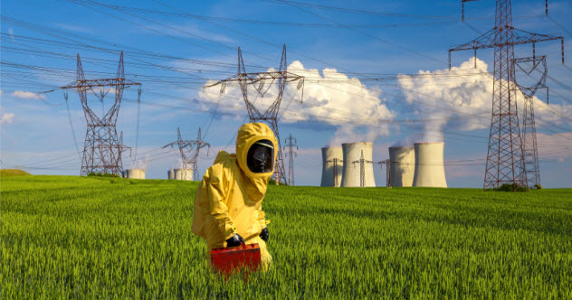 10 Bizarrely Radioactive Stories