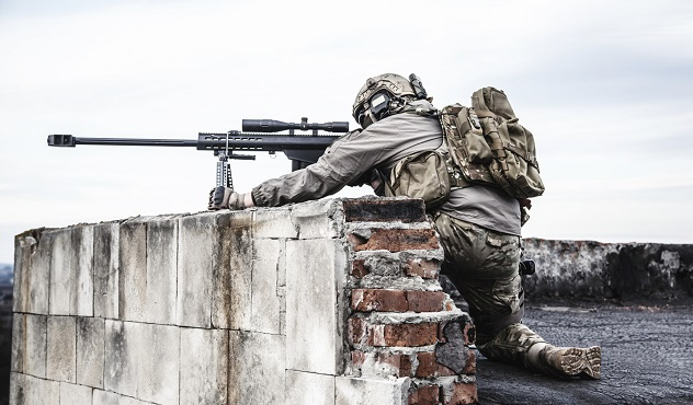 U.S. Army sniper