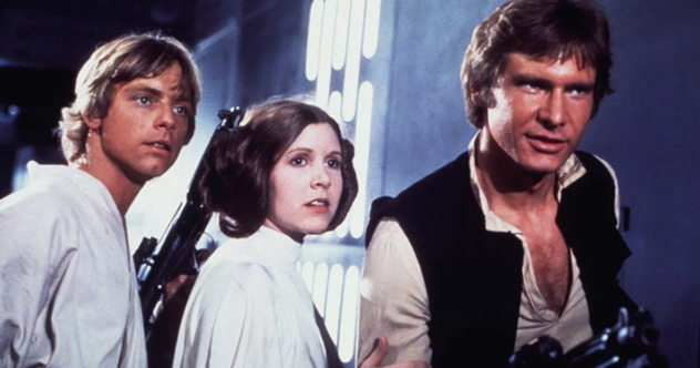 Photo of 10 Tales From The Production Of The Original 'Star Wars'