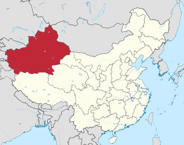 1-Xinjiang-province