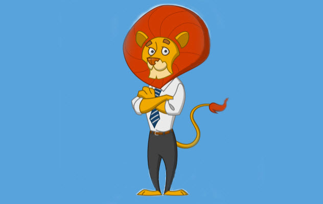 5b-lion-in-pants-blue