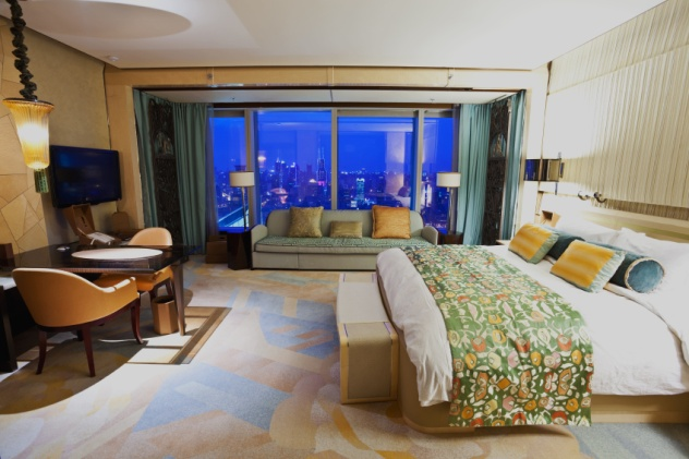 Chinese Hotel Room