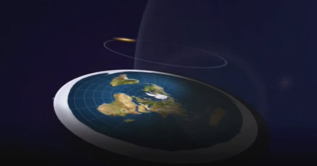 10 Absurd Claims Of Modern Flat Earth Conspiracy Theorists