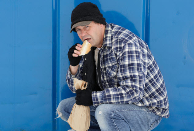 2-homeless-man-eating-bread_000008294367_Small