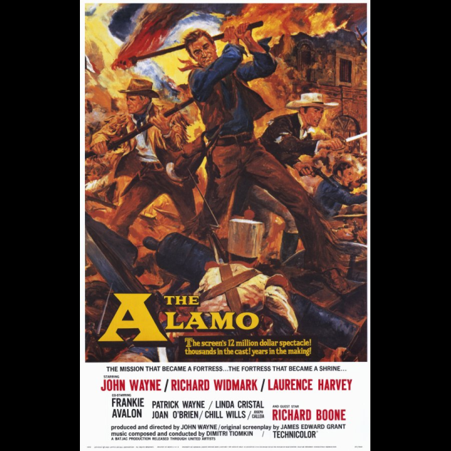 Alamo Movie Poster