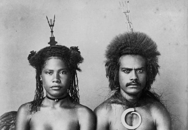 Fijian Couple