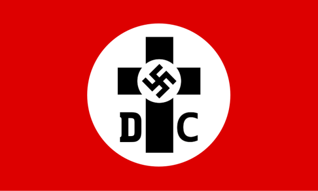 German Christian Movement Flag