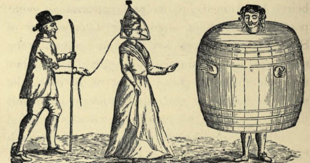 Photo of 10 Forgotten And Intriguing Punishments From History