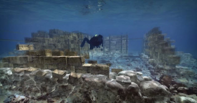 10 Artifacts Discovered From The Depths Of The Sea