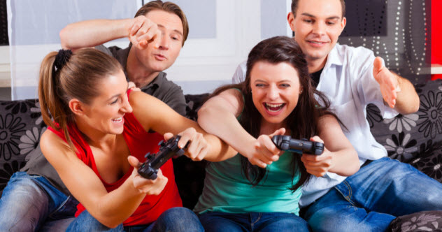 Photo of 10 Ways Video Games Affect Your Brain
