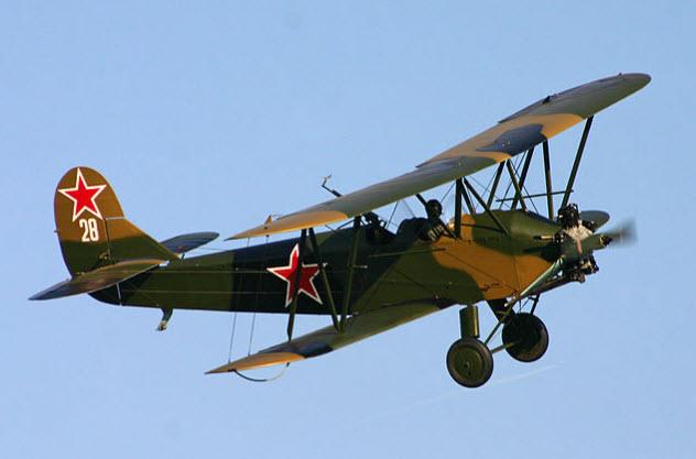2-Polikarpov-Po-2