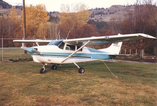 Cessna210C-GXCT