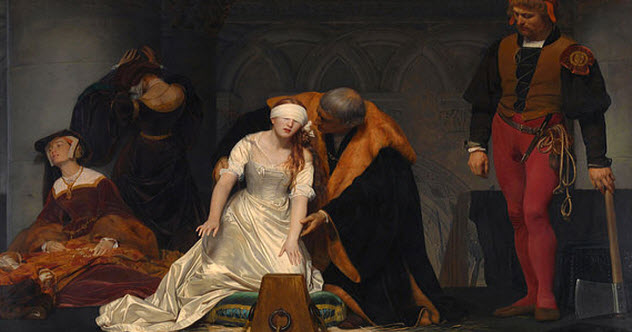 10 Influential Women Executed During The Reign Of The Tudors