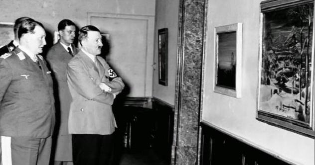 Photo of 10 Works Of Art The Nazis Deemed 'Degenerate'