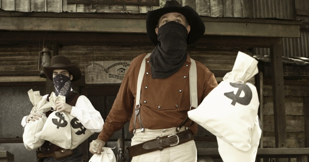10 Audacious Historical Heists Fit For Hollywood
