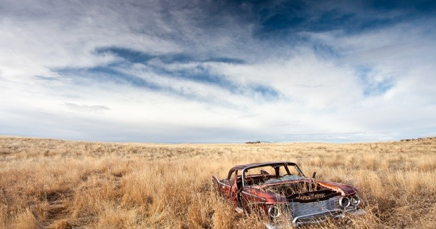 Photo of 10 Creepy Mysteries Involving Abandoned Vehicles