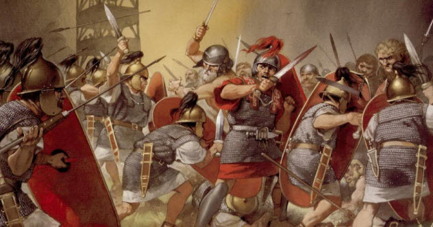 10 Misconceptions About Famous Historical Wars And Armies
