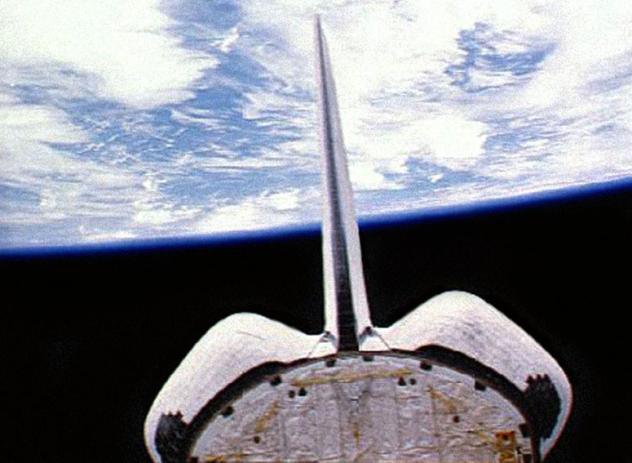 Atlantis STS-38