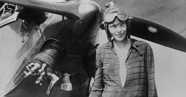 Video: 10 Things School Didn't Tell You About Amelia Earhart's Disappearance