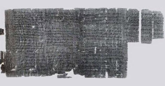 7a-Deir-el-Medina-Papyrus