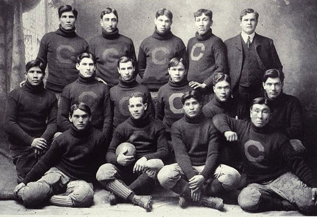 8-carlisle-football-team