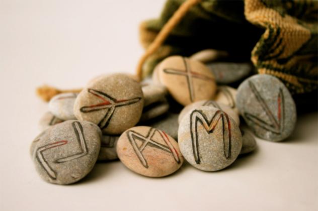 some runes