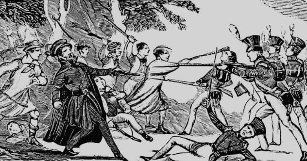 Battle of Bossenden Wood