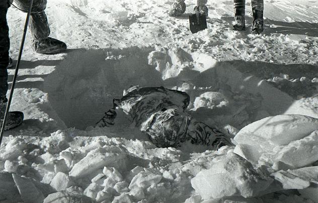 Dyatlov Victim