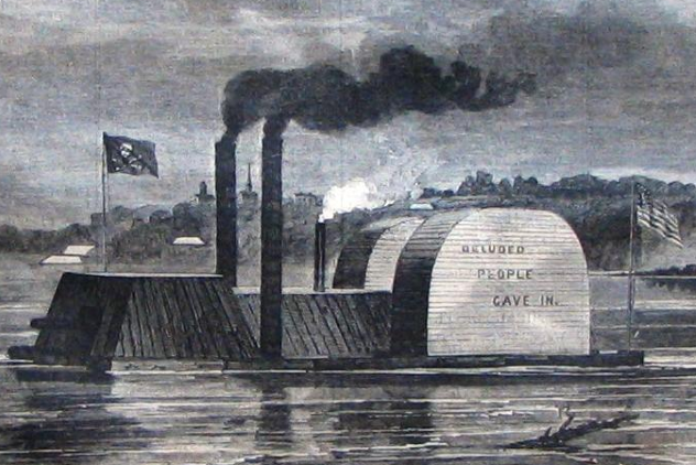 Fake Union Ironclad