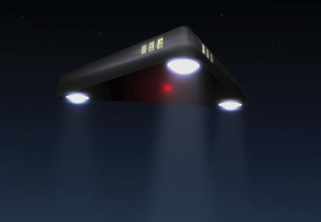 Triangle UFO