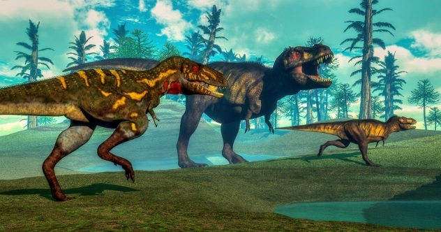10 Things We Thought We Knew About Dinosaurs