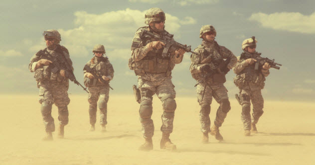 Photo of 10 Common Misconceptions About The US Military