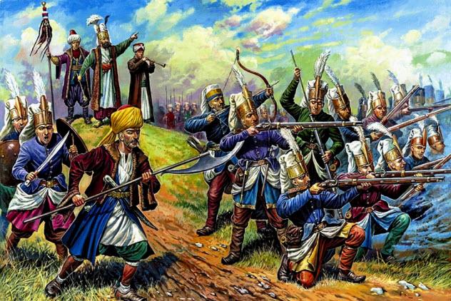 3-ottoman-janissaries