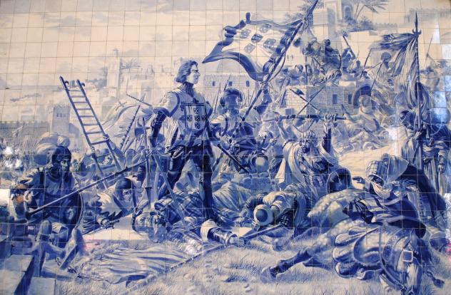 Battle of Cueta