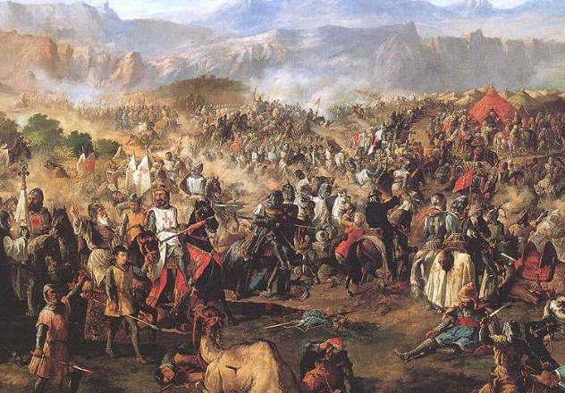 Battle of Las Navas de Tolosa